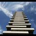 jenga tower by matthewcxlangford