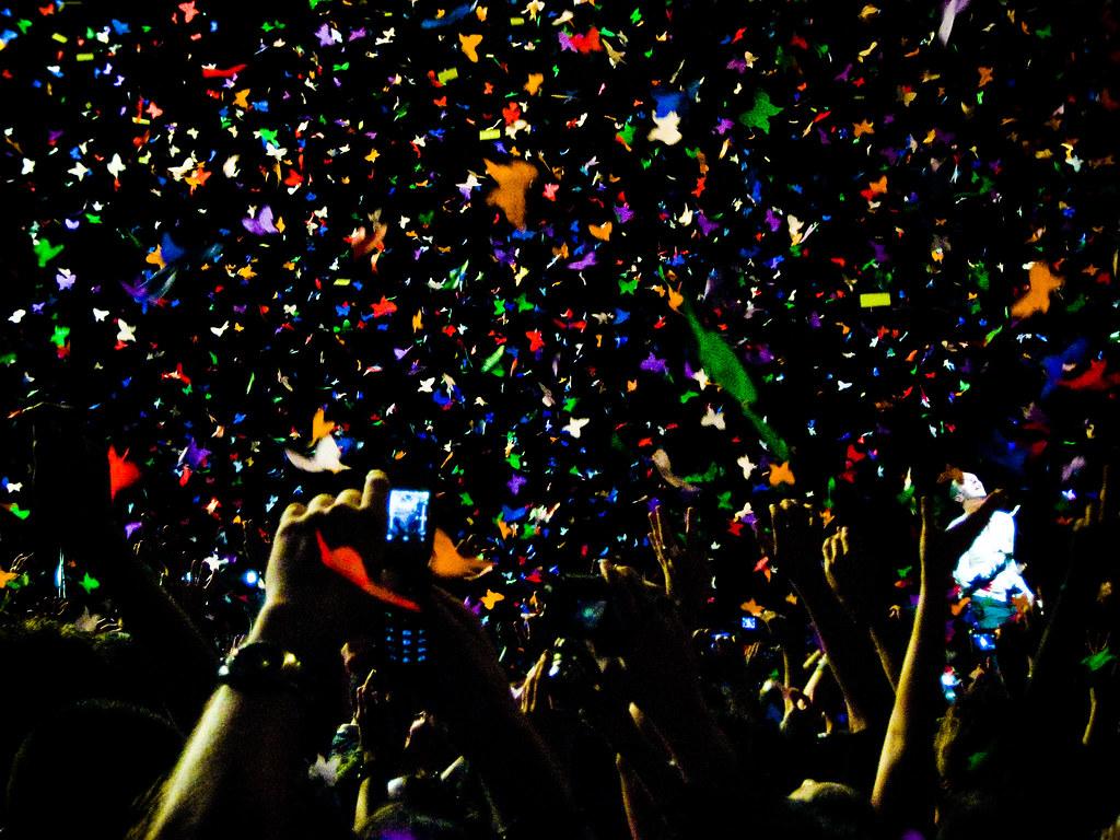 Coldplay Viva La Vida Tour Zenith Strasbourg Europe 133 Flickr
