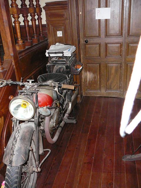 G tes la maison du meunier mortagne sur gironde flickr for Abelard decoration