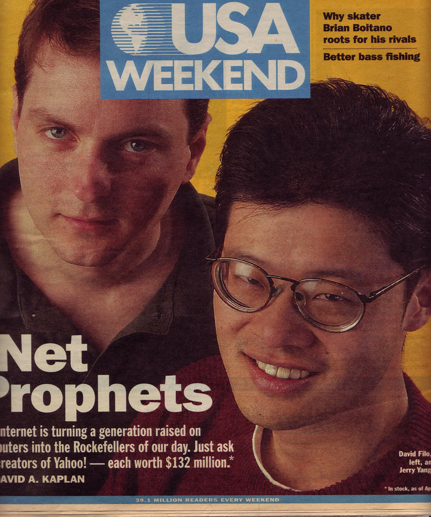 USA Today Weekend Edition from May 1996