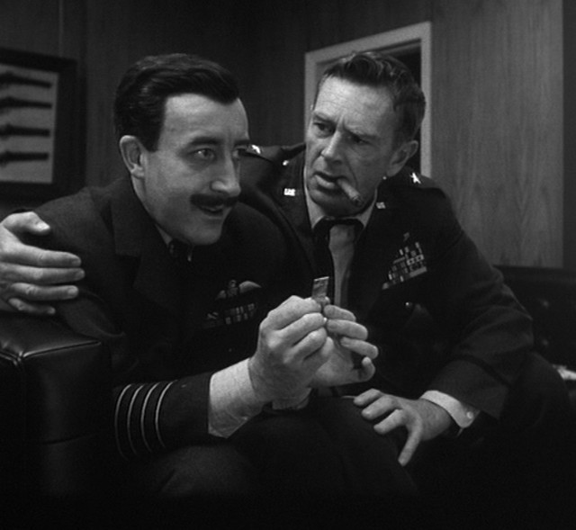 Peter Sellers As Dr Strangelove In Dr Strangelove Or