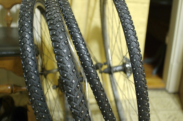 Schwalbe Marathon Winters ready to go by JoePhoto on flickr