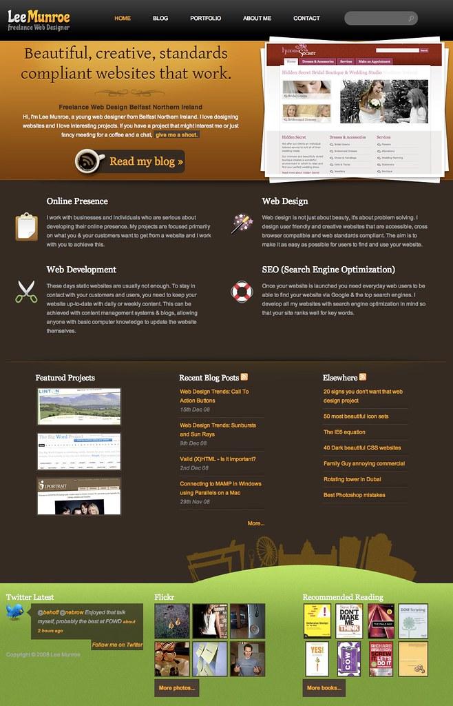 Freelance Web Page Design Jobs