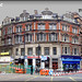 Charing Cross Road`Crossrail by roll the dice