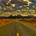 Monument Valley Mile Marker 13 by theavonne