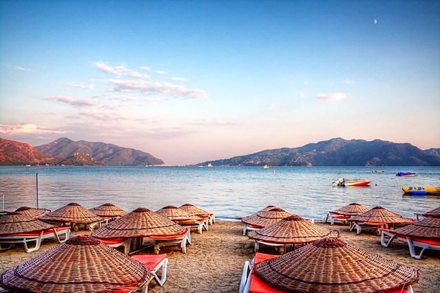 Turkish Beach - Flickr CC mofle