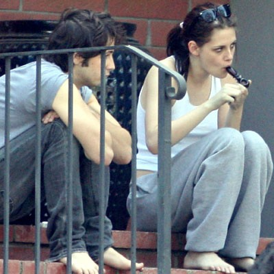 Kristen Stewart  on Kristen Stewart Smoking Pot 5   Flickr   Photo Sharing