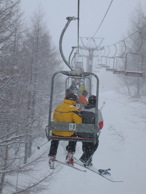 Photo:Lift at Hakuba 47 By oooo oooo