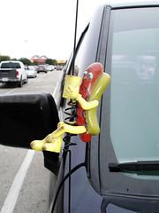 El Hot Dog, Viajero!