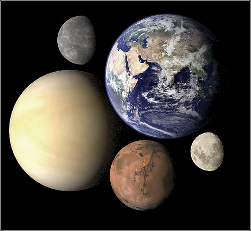 Inner Planets | Flickr - Photo Sharing!