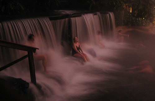 La Fortuna -- Tabacon at Night