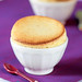 White Chocolate Meyer Lemon Souffles