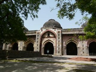 Image of Moth Ki Masjid. delhi lodhi lodi masjidmoth southextensionpart2 mothkimasjid