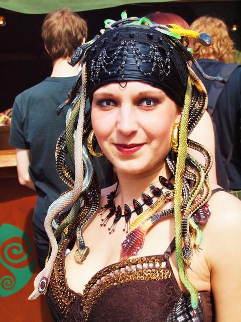Elf Fantasy Fair 2010, Haarzuilens, Kasteel De Haar, 02