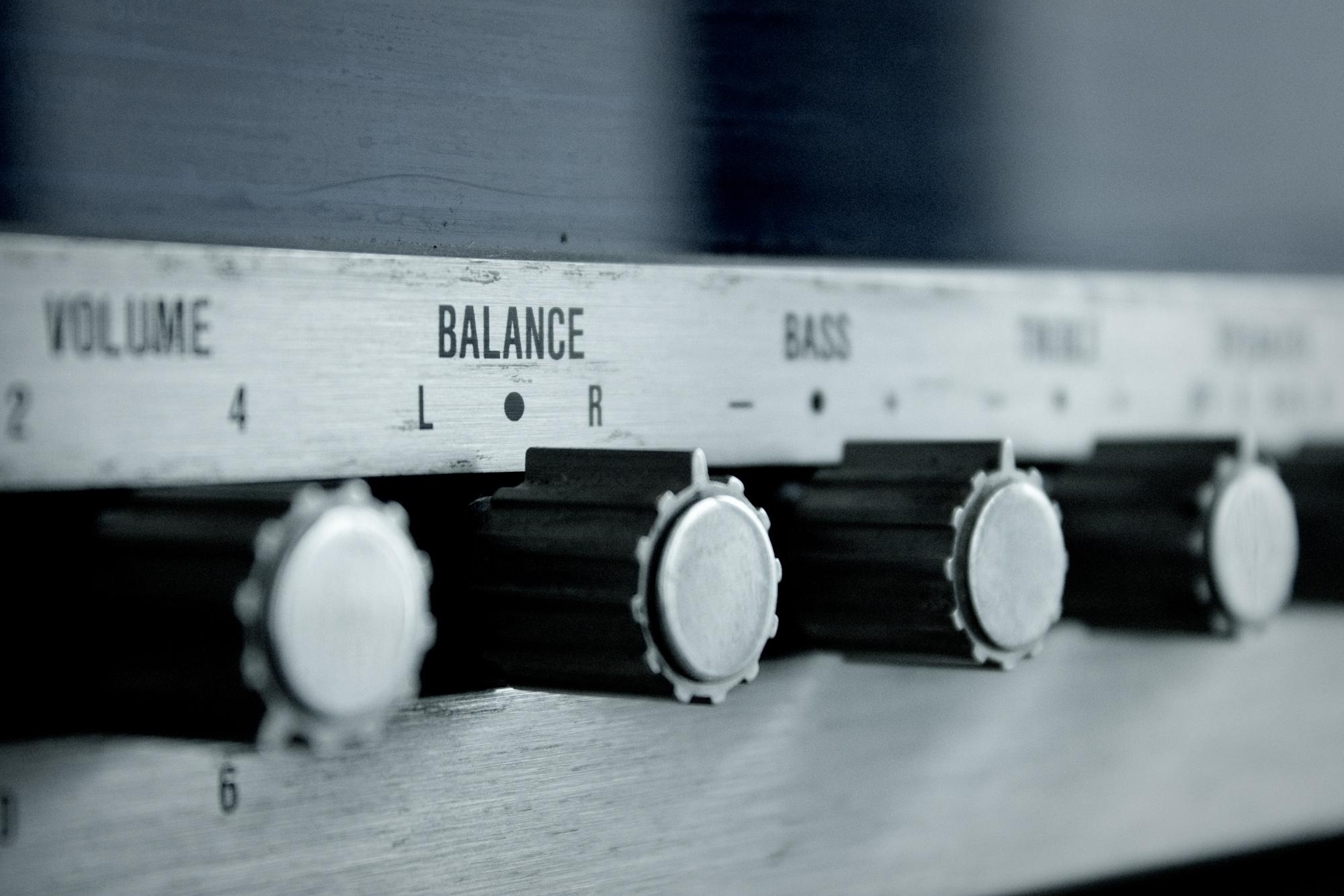 Tandberg stereo