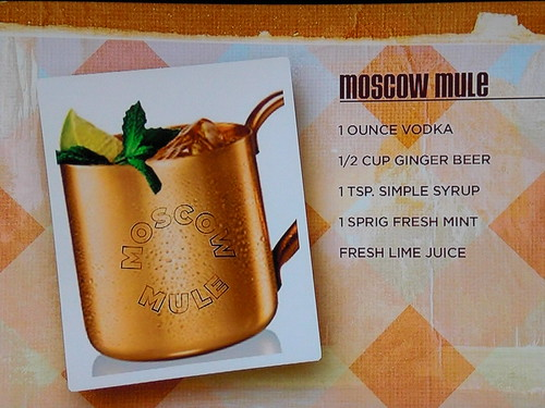 moscow mules!