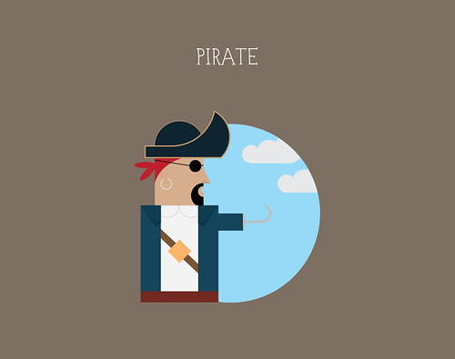 Day 25 - Pirate