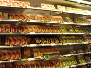 Sandwiches of Mark & Spencer