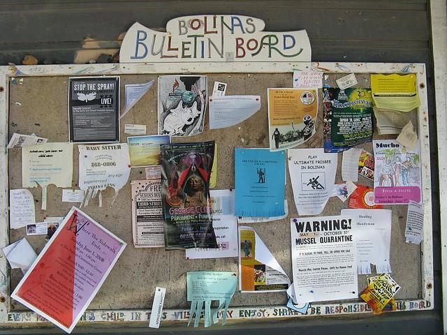 Noticeboards - a gallery on Flickr