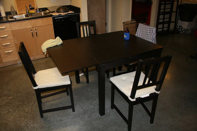 Bjursta IKEA Dining Room Table Flickr Photo Sharing