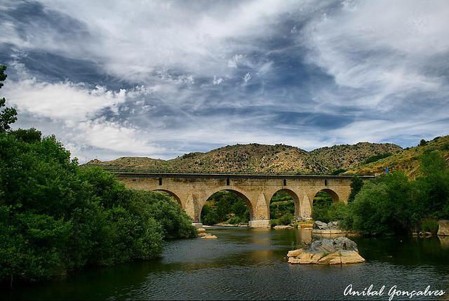 Ponte sobre o Sabor