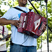 Keith Frank and the Soileau Zydeco Band in Breaux Bridge