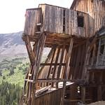 Mine abandonnée, Halfmoon Creek, Colorado