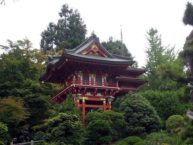 Golden Gate Park: Japanese Garden