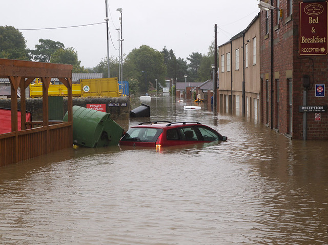 Morpeth Flood