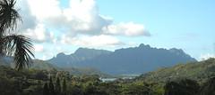 Oahu Ridges