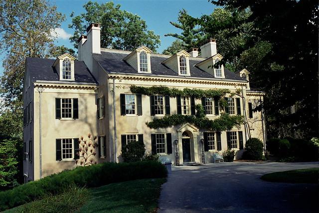 Dupont mansion at winterthur flickr photo sharing for Dupont house