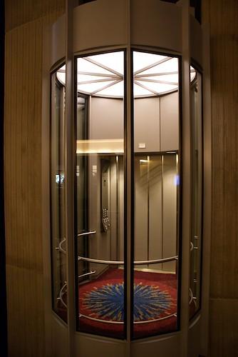 Otis Elevator At The Marriott Marquis Atlanta Flickr