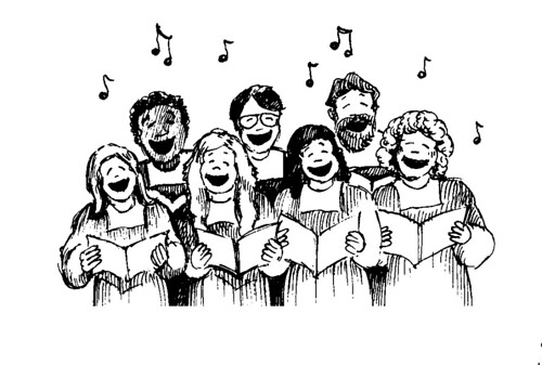choir cartoon | Flickr - Photo Sharing!