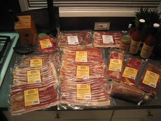 Broadbent Bacon line