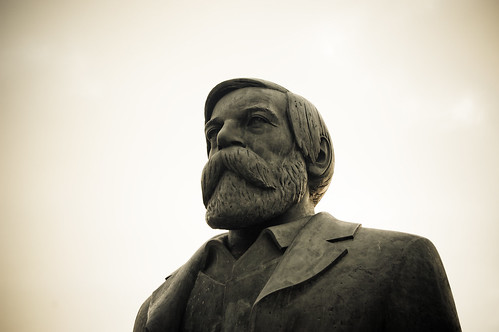 Friedrich Engels photo