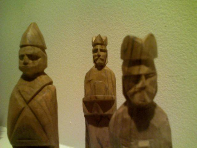 Caspar, Melchior and Balthasar