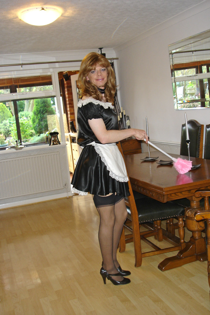 Cuckold Sissy Maid Captions-8600