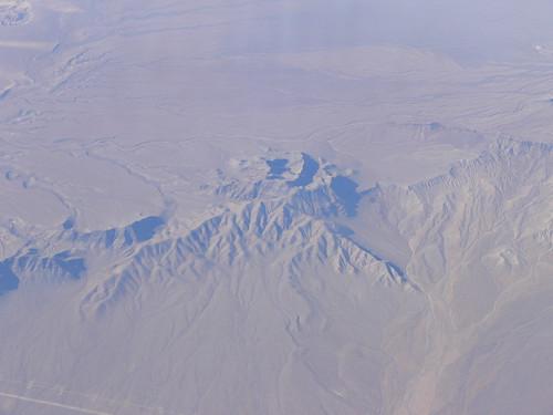 Nevada aerial view