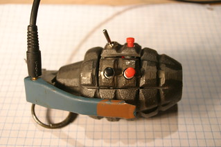 Shots of the mp3 grenade! 1 of 4