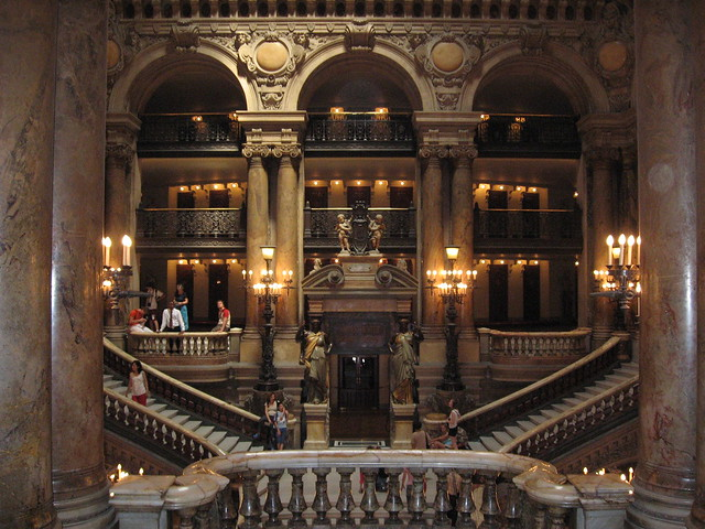 Haunted Mansion Foyer : Paris opera house foyer flickr photo sharing