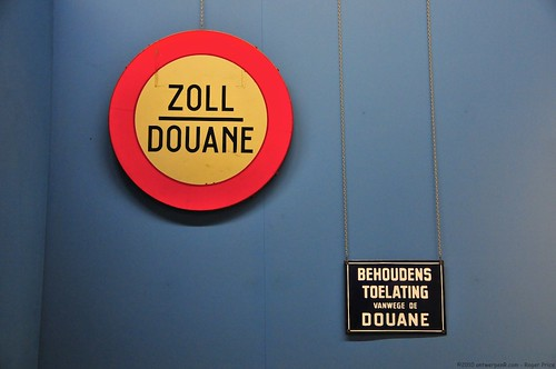 Douane - Zoll - Customs