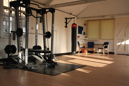 Ultimate Kickboxing personal training studio