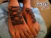 Lacets-olive-bps Tatouage réalisé par