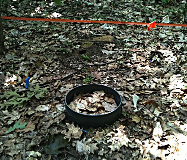 Soil respiration chamber flickr photo sharing for Soil 205 oregon state