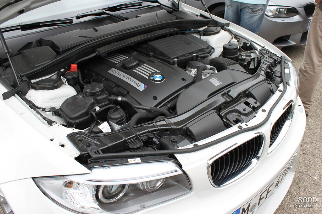 Contacto BMW Serie 1 M