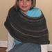 trishday.geo posted a photo:	Knit Round Scarf