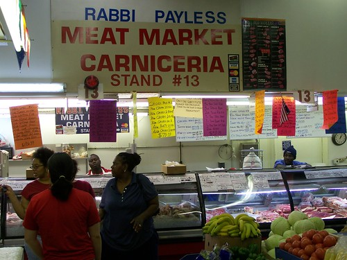 Rabbi Payless meats, Florida Market