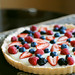 White Cholcolate Fruit Tart
