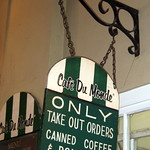 New Orleans - French Quarter: Café du Monde