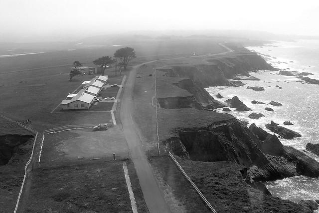 Point Arena Fog